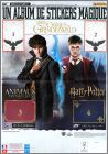 Fantastic Beasts The Crimes of Grindelwald StickerCollection