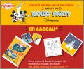 Mouse Party - 20 Cartes Memory Mickey 90 - Président - 2018
