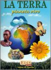 La Terra pianeta vivo Edis Stickers  Album di Figurine 1999