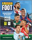 Foot 2018 - 2019 - Sticker Album (partie 1) - Panini - 2018