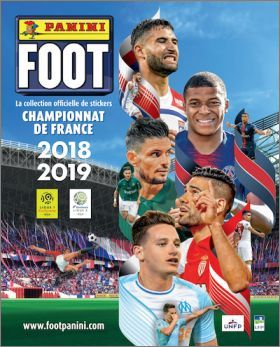 Foot 2018 19 - Sticker Album (partie 2) - Panini - 2018