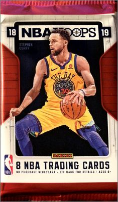 2018-19 Panini NBA Hoops - Trading Cards - Basketball - USA