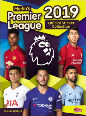 Merlin's Premier League 2019 - Angleterre