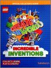 Lego Create the World Incredible Inventions Sainsbury's 2018