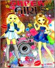 Super Girls Club Séries 1 - Sticker Album - Carouzel - 2017