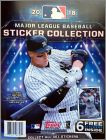 Major League Baseball Sticker Collection 2018 -  Topps - USA