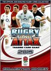Rugby Attax - Trading Card Game 2015 - Topps - Angleterre