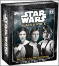 2018 Topps Star Wars Black and White trading cards