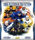 NHL 2018-19 Hockey - Sticker Collection - Album Panini Par1