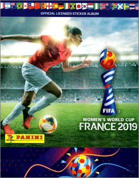 FIFA Women's World Cup - France 2019 - Sticker Album Panini