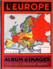L'Europe - Album d'images - Chocolat Pupier - 1934