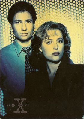 The X Files - Trading Cards - Season 1 - Topps 1995 Anglais
