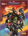 Avengers Endgame Marvel - Sticker Album + Cards Panini 2019