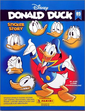 Donald Duck - Sticker Story (85 ans) - Album  Panini  - 2019