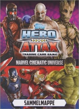 Hero Attax Marvel Cinematic Universe - Topps 2016 Allemagne