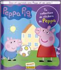 Peppa Pig - Joue et apprends - Sticker Album - Panini 2019