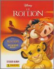 The Lion King - Disney - Sticker Album - Panini - 2019