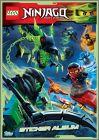 Lego Ninjago Masters of Spinjitzu - Sticker Album Topps 2015