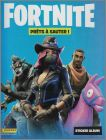 Fortnite - Prêts à sauter ! - Sticker Album - Panini - 2019