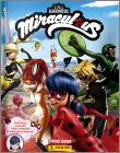 Miraculous 3 Zag Heroez Sticker Album + cards - Panini 2019
