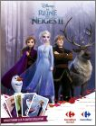 Reine des Neiges II Disney - Album collector Carrefour 2019