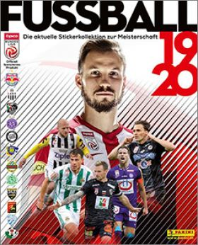 Fussball 19-20 - Sticker Album - Panini - 2019 - Autriche