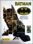 Batman Anniversary 80 years - Sticker Album - Panini - 2019