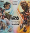 Star Wars Maitriser la force - Sticker Album - Leclerc 2019