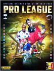 Football Pro League 2020 - Partie 1 - Album Panini  Belgique