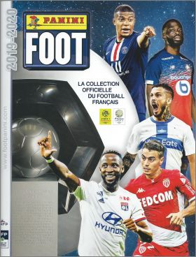 Foot 2019 - 2020 - Sticker Album (partie 2) - Panini - 2019