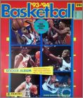Basketball '93 - '94 - Sticker Album Panini - 1993  USA