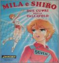 Mila e Shiro - Sticker Album - Junior stickers - 1990 Italie