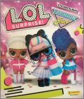 L.O.L Surprise ! 3 Fashion Fun - Sticker Album Panini - 2020