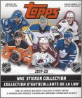 2019 - 20 NHL Sticker Collection - TOPPS - Hockey - Partie 1