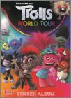 Trolls World Tour - DreamWorks - Sticker Album Topps - 2020