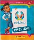 Euro 2020 Preview 1ere partie 1/2 - Turquoise - Panini