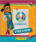 Panini Euro 2020 Preview - Sticker album