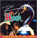 Hook - 99 Glossy Movie Cards & 11 Stickers - Topps - 1992