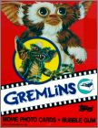 Gremlins Series 1 - 82 Movie Cards & 11 Stickers Topps 1984