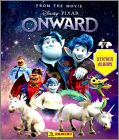 *Onward - Oltre la Magia (Disney, Pixar) Sticker Album 2020