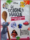 La Cuisine Magique Disney - Sticker Album - Delhaize - 2020