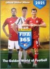 FIFA 365 - 2021 - Official Sticker Album - Panini - 2020