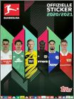 Bundesliga 2020 / 2021 - Sticker Album - Topps 2020