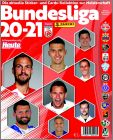 Bundesliga 20-21 - Sticker Album + cards - Panini - Autriche
