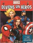 Marvel Deviens un héros - Sticker Album - Leclerc 2020