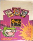 Troll Force - 50 cards & 6 stickers - Star Pics - 1992 - USA