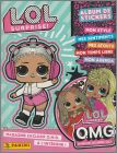 L.O.L Surprise ! OMG - Sticker Album Panini - 2020