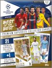 UEFA Champions League 2020/21 BEST of the BEST - Topps 2021