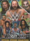 WW The Road to Wrestlemania - Sticker album - Topps - 2021