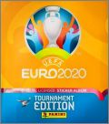 Euro 2020 Tournament Edition Orange Sticker Album Panini 1/2